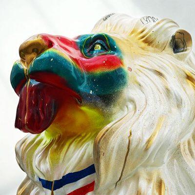 Lion Paul Bocuse DONOMIQ